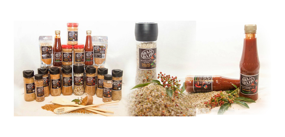 Braai Rub Competition - Win a Mix of Braai Spices Hamper